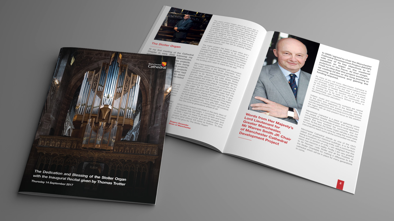 Manchester Cathedral Magazine