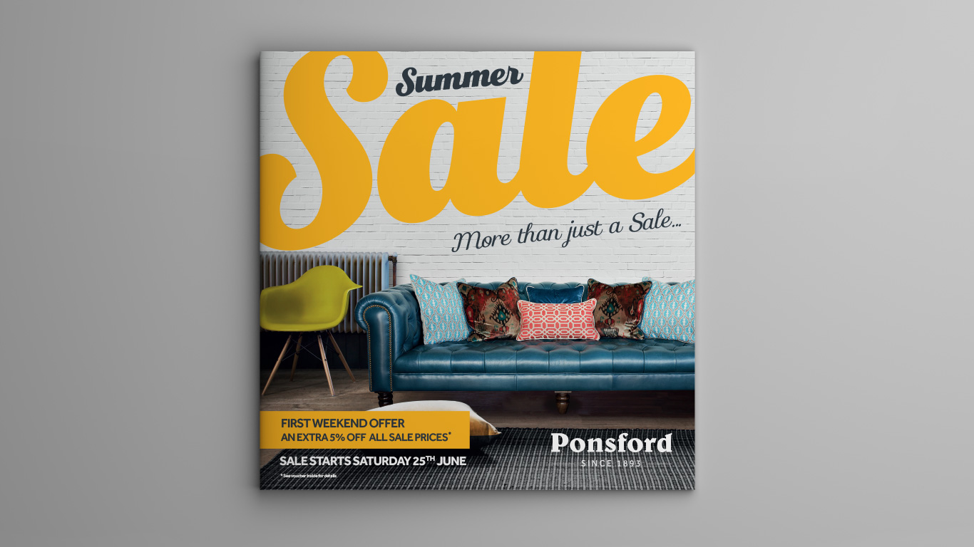 Ponsford Summer Brochure