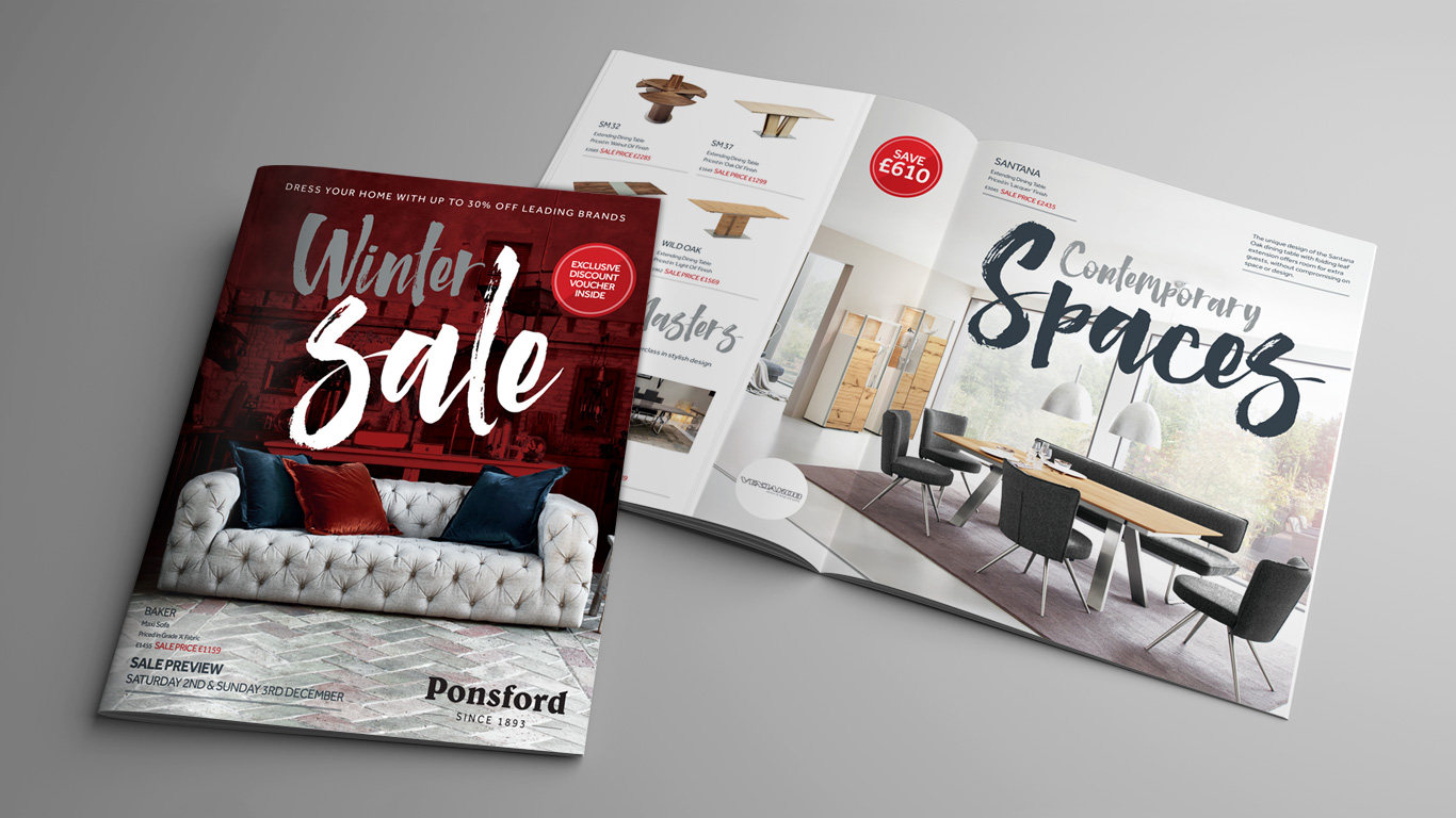 Ponsford Winter Brochure