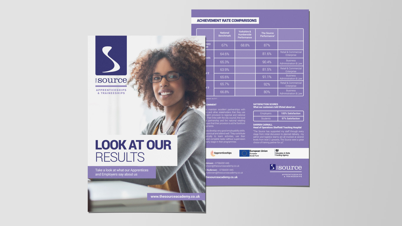 The Source Brochure
