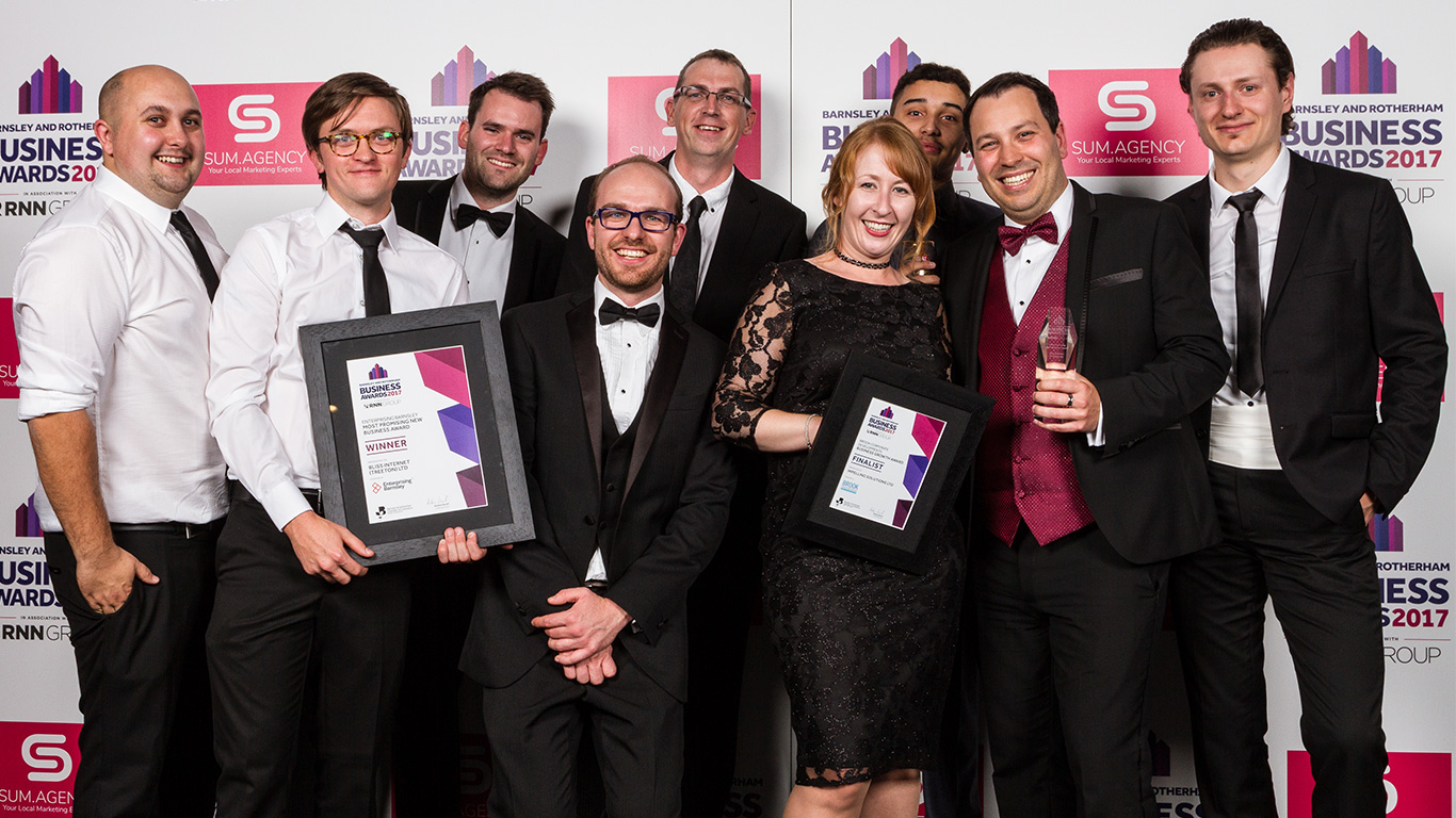 BRCC Business Awards Winners
