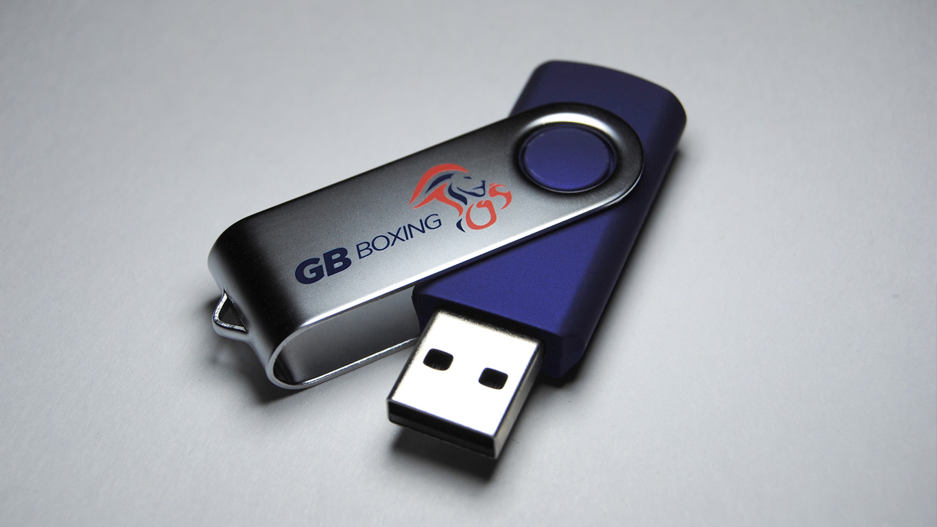 GB Boxing Pen Drive