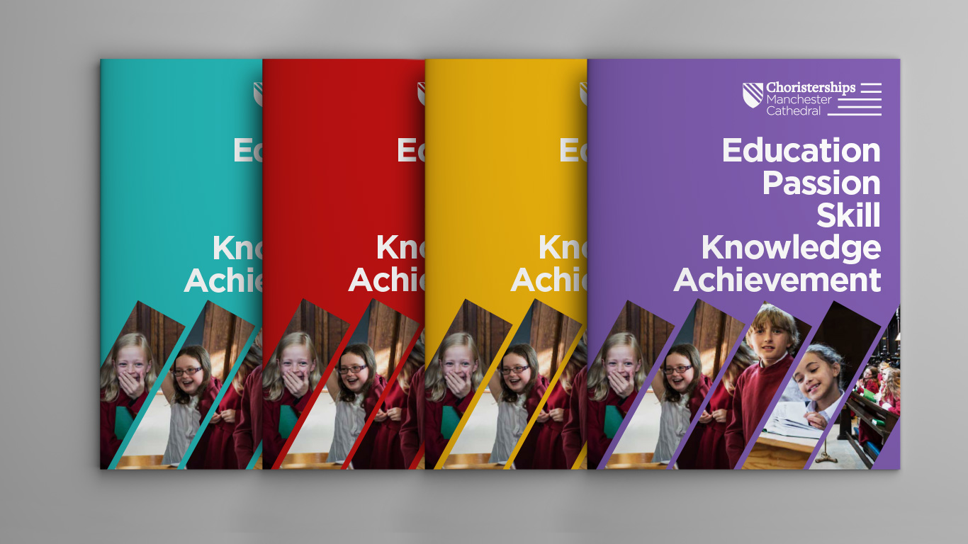 Choristerships Manchester Cathedral Booklets